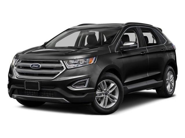2015 Ford Edge Sel In Yarmouth Me Portland Ford Edge Casco Bay Ford