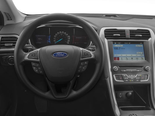 2017 Ford Fusion Se In Yarmouth Me Casco Bay