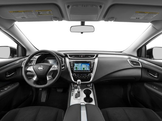 2017 Nissan Murano Sv In Yarmouth Me Casco Bay Ford