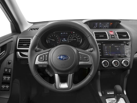 2018 Subaru Forester Limited In Yarmouth Me Casco Bay Ford